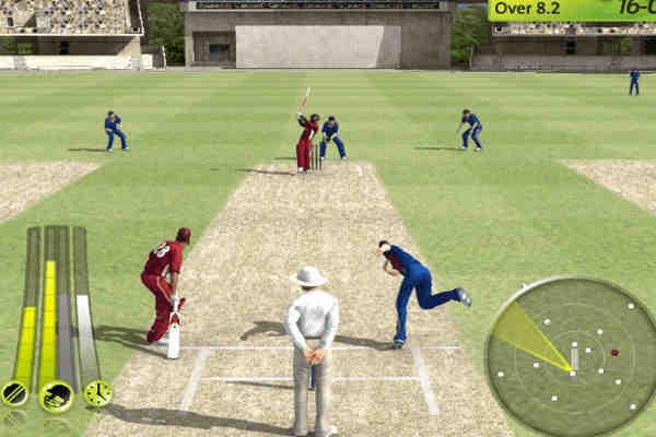 Brian Lara International Cricket 2007 PC Game Download