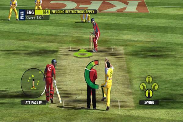 Cricket 2k14 PC Game Download