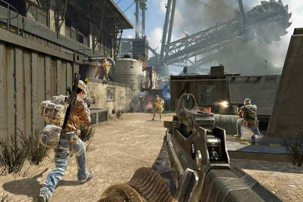 Download Call of Duty Black Ops 1 Game For PC