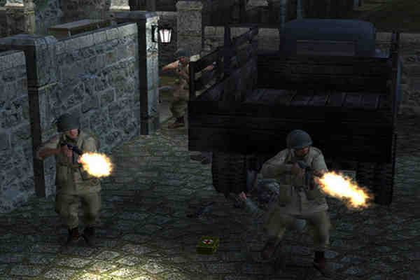 Download Call of Duty Game For PC