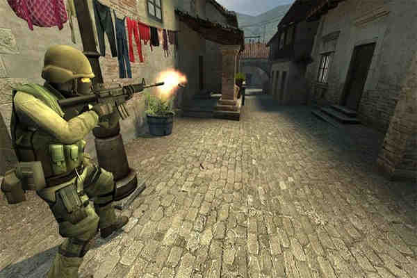 Download Counter Strike Source Game For PC