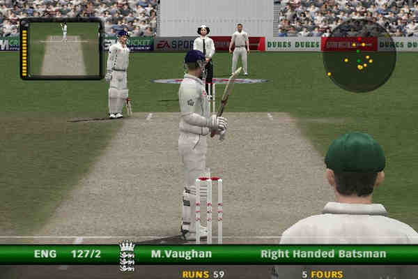 Download EA Cricket 2007 Game For PC