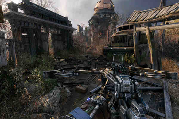 Download Metro Exodus Gold Edition Game For PC