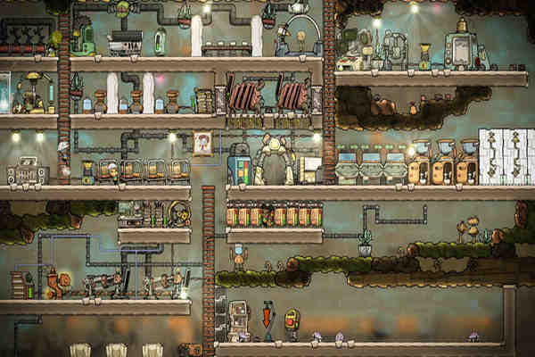 Download Oxygen Not Included Game For PC