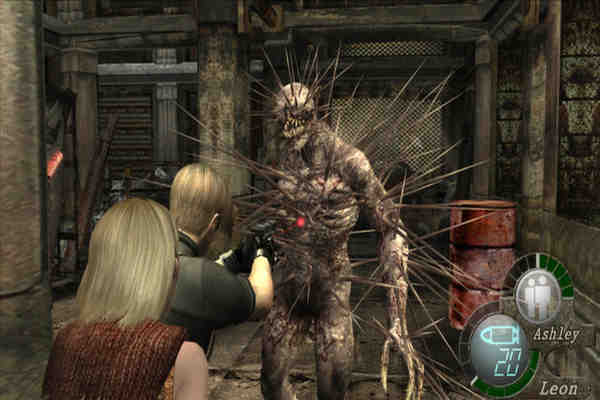 Download Resident Evil 4 Game For PC