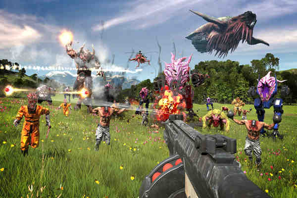 Download Serious Sam 4 Game For PC