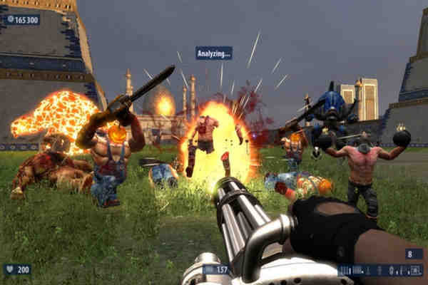Download Serious Sam HD The Second Encounter Game For PC