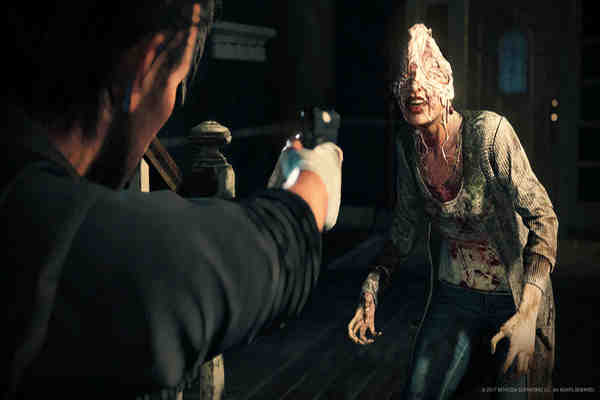 Download-The Evil Within 2 Game For PC