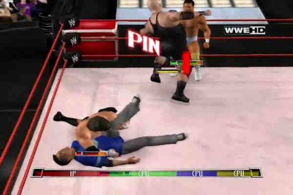 Download WWE Raw Ultimate Impact Game For PC