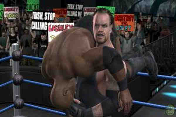 Download WWE SmackDown vs Raw Game For PC