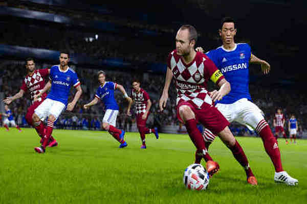 Download eFootball PES 2021 SEASON UPDATE Game For PC