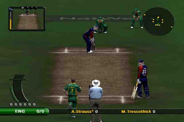 EA Cricket 2007 Setup Free Download