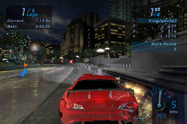 Need For Speed Underground 2 PC Game Download