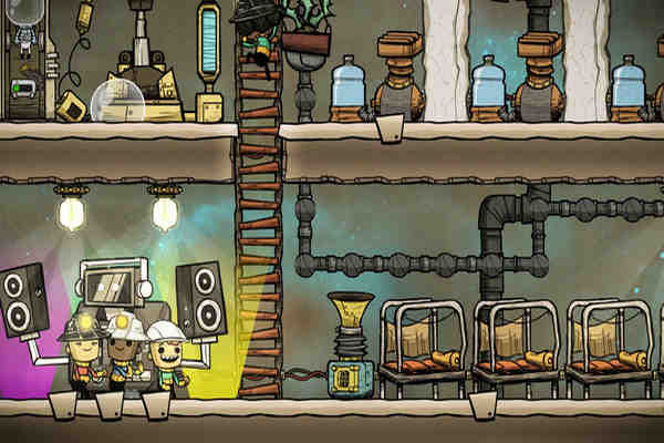 Oxygen Not Included Setup Free Download
