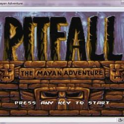 Pitfall The Mayan Adventure Game Free Download