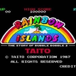 Rainbow Islands Free Download
