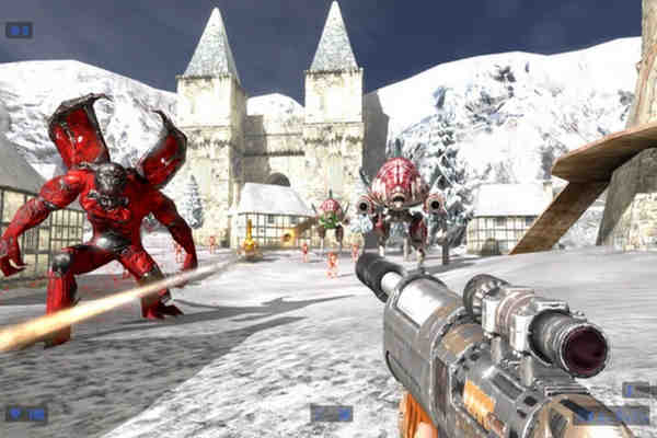 Serious Sam HD The Second Encounter PC Game Download