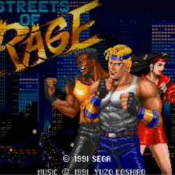 Streets of Rage 1 Free Download