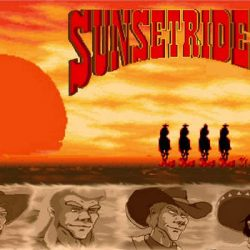 Sunset Riders 4 Player Free Download