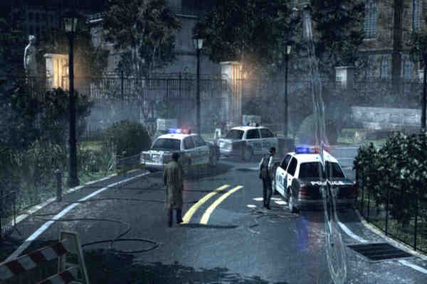 The Evil Within PC Game Download