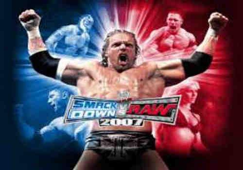 WWE SmackDown vs Raw 2007 Free Download
