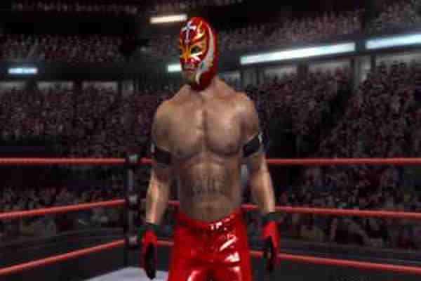 WWE SmackDown vs Raw 2007 PC Game Download