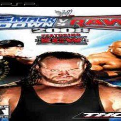 WWE SmackDown vs Raw 2008 Free Download