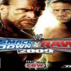 WWE SmackDown vs Raw 2009 Free Download