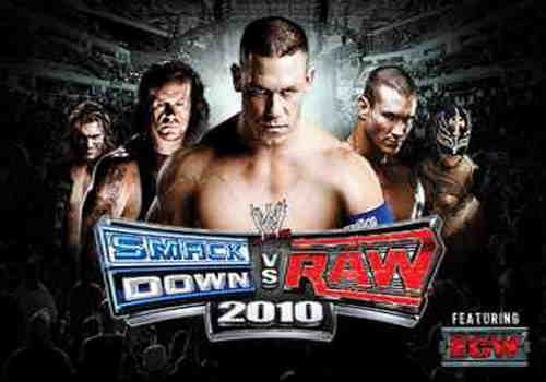 WWE SmackDown vs Raw 2010 Free Download