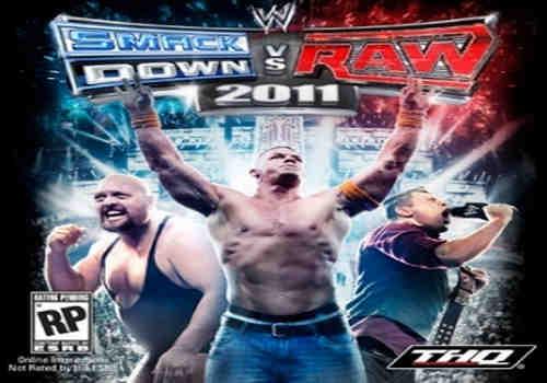 WWE SmackDown vs Raw 2011 Free Download