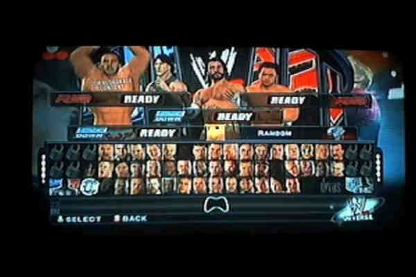 WWE SmackDown vs Raw 2011 PC Game Download
