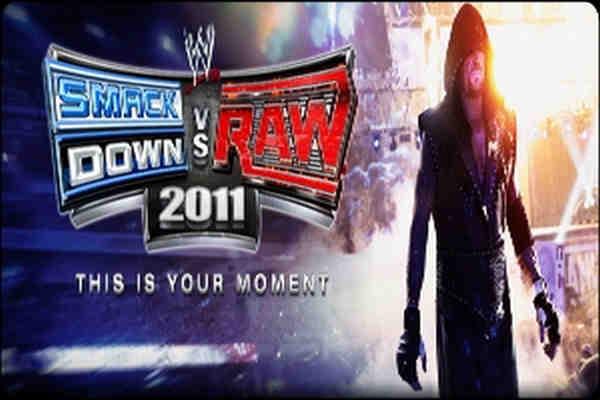 WWE SmackDown vs Raw 2011 Setup Free Download