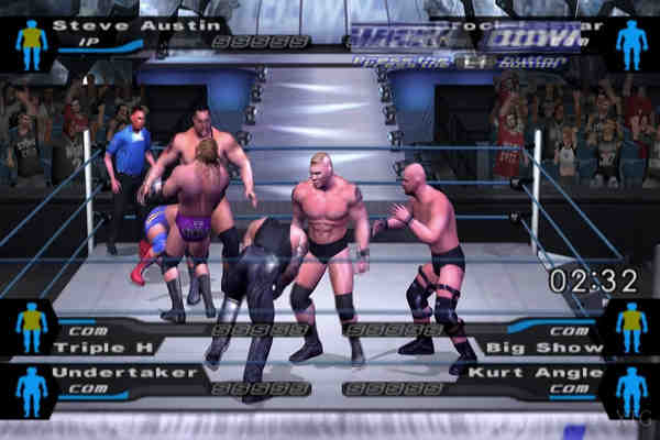 WWE Smackdown Here Comes The Pain PC Game Download