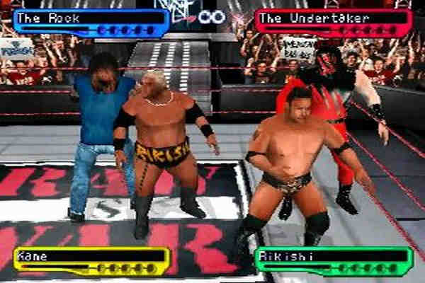 WWF SmackDown 2 Know Your Role PC Game Download