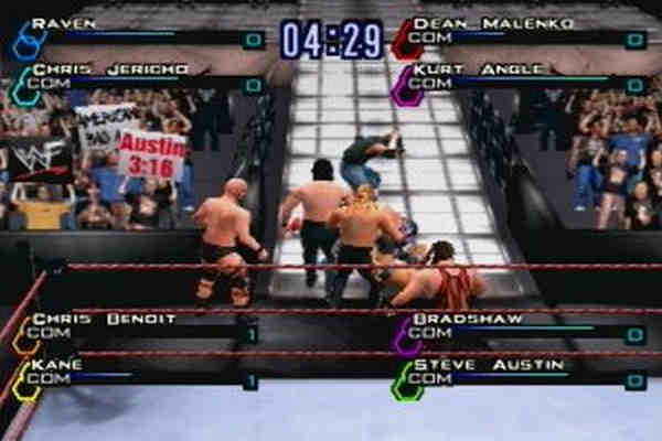 WWF SmackDown 2 Know Your Role Setup Free Download