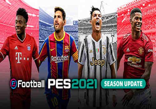 eFootball PES 2021 SEASON UPDATE Free Download