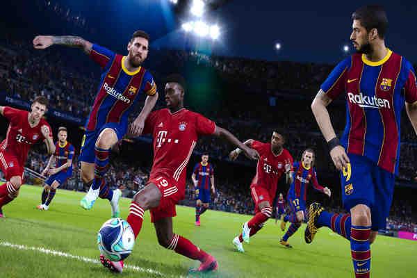 eFootball PES 2021 SEASON UPDATE Setup Free Download