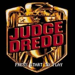 Judge Dredd Sega Genesis Game Free Download