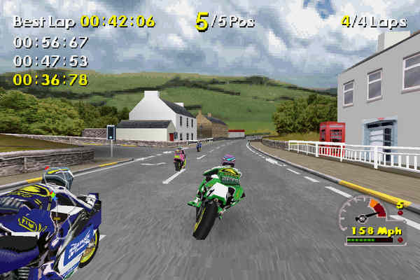 Download Moto Racer World Tour Game For PC