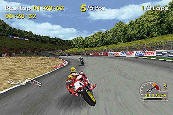Moto Racer World Tour PC Game Download