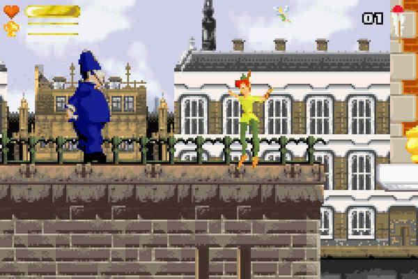 Disney's Peter Pan Return to Neverland Setup Free Download