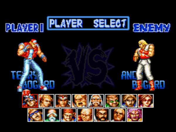 Download Fatal Fury Special Game For PC