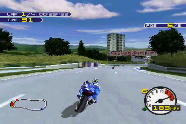 Download Moto Racer 2 Game For PC