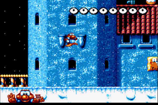 Download Super James Pond Game For PC