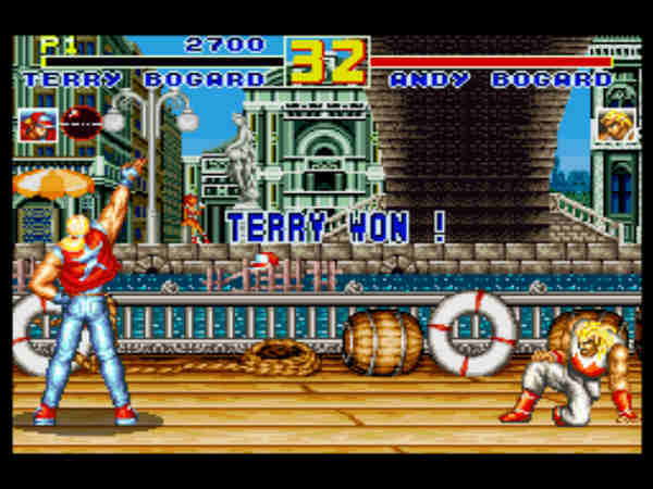 Fatal Fury Special PC Game Download