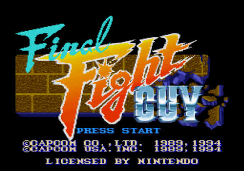 Final Fight Guy Free Download
