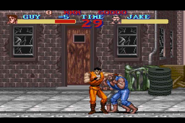 Final Fight Guy Setup Free Download