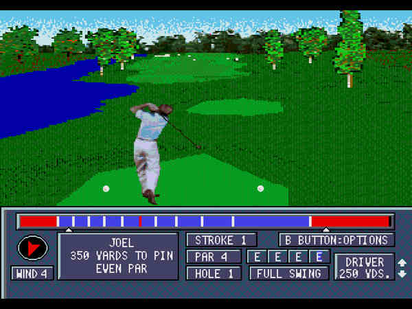 Jack Nicklaus Power Challange Golf PC Game Download