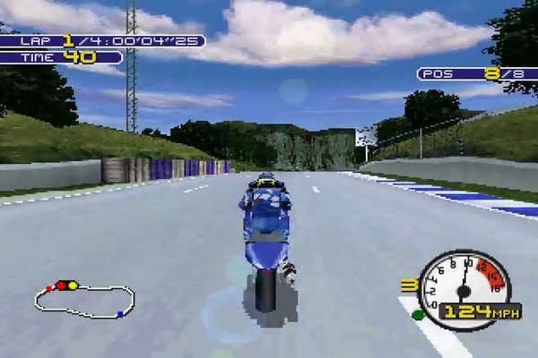 Moto Racer 2 PC Game Download