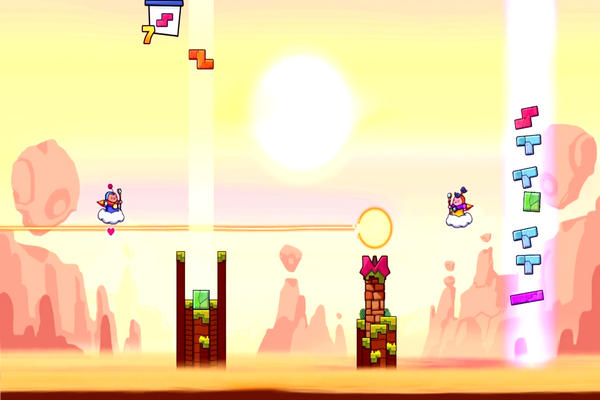 Tricky Towers Setup Free Download